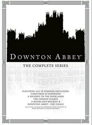 £28.97 • Buy Downtown Abbey  The Complete Series