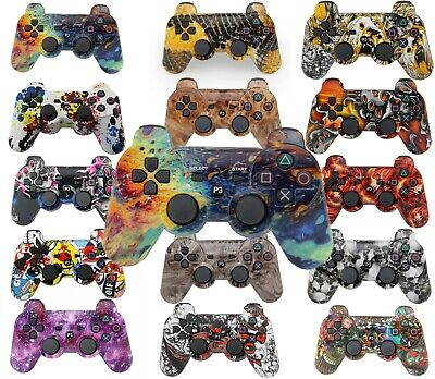 £14.99 • Buy For PS3 Controller Wireless Bluetooth SixAxis GamePad PlayStation DualShock 3