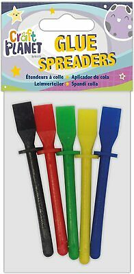 £2.17 • Buy Craft Planet, Glue Spreaders, Multi Colours ✅ UK Trust Seller ✅ Fast Delivery