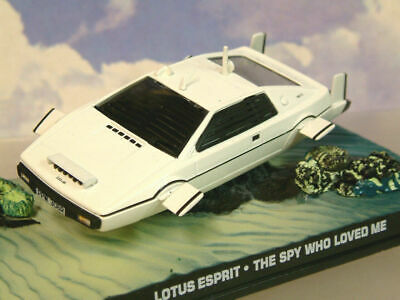 $ CDN30.94 • Buy Diecast 1/43 James Bond 007 Lotus Esprit S1 Submarine From The Spy Who Loved Me