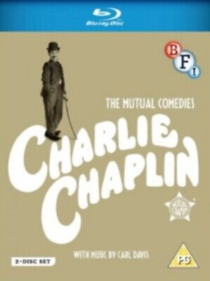 £16.31 • Buy Charlie Chaplin The Mutual Films Collect