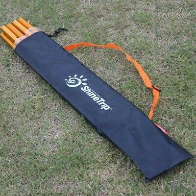 Case Tent Pole Bag Trekking Accessories Awning Camping Carrier Durable • 3.45£