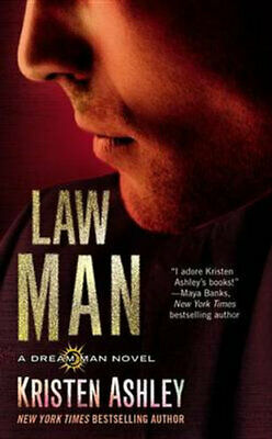 AU18.50 • Buy NEW Law Man By Kristen Ashley Paperback Free Shipping