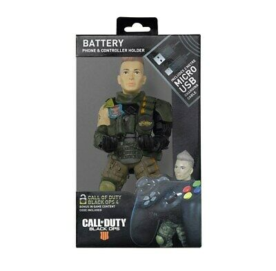 £12.50 • Buy Cable Guys Call Of Duty Black Ops 4 Battery Phone & Controller Holder (NO CODE)