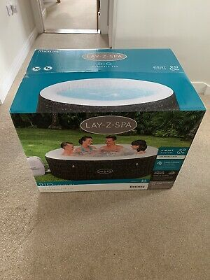 Lay-Z-Spa Rio AirJet 4-6 Person 2021 Hot Tub Free Speedy Delivery. New & Unboxed • 629£