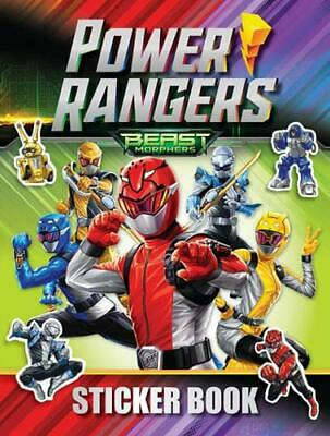 £5.75 • Buy Power Rangers Beast Morphers Sticker Book By Farshore (author)