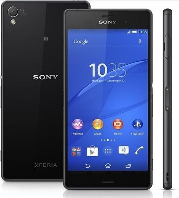 $ CDN41.23 • Buy Sony Xperia Z3 D6616 32GB (T-Mobile Only) LTE GSM SmartPhone Cellphone Parts