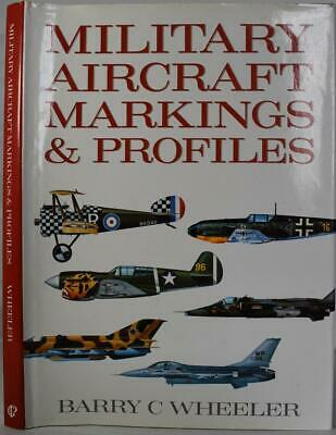£5.99 • Buy MILITARY AIRCRAFT MARKINGS & PROFILES. Camouflage, Colour Schemes