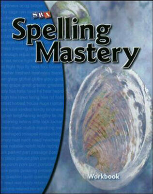 AU32.95 • Buy NEW Spelling Mastery - Student Workbook - Level C By McGraw Hill Paperback
