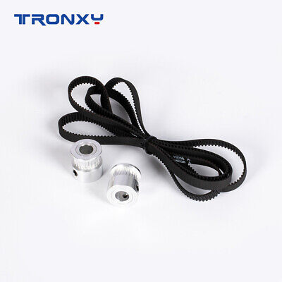 AU23.06 • Buy Tronxy Z-axis Timing Belt Adjuster Synchronous Wheel + Belt For X5SA / 400 / 500