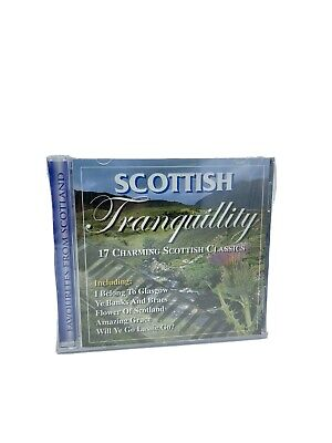 £4.95 • Buy Scottish Tranquillity CD - Brand New And Sealed