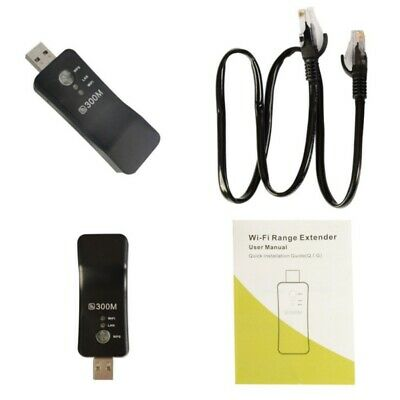£9.99 • Buy USB Connect Wireless To LAN Adapter WiFi Dongle For Sony Smart TV Blu-Ray Player