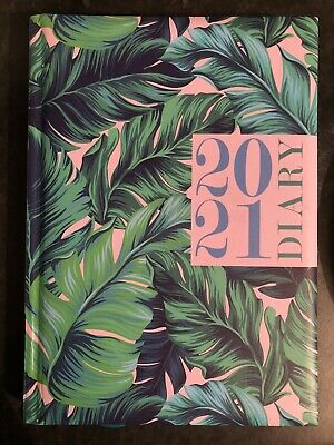 £4.50 • Buy 2021 DIARY A5 Day A Page