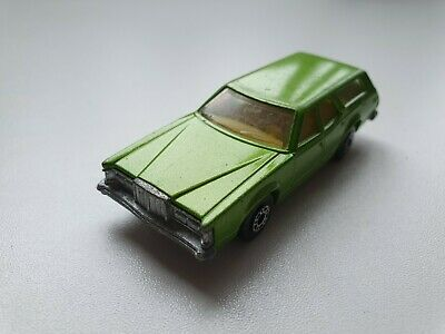 £4 • Buy Matchbox Superfast Couger Die Cast Car 1978 Loose Good Condition Rear Boot Opens