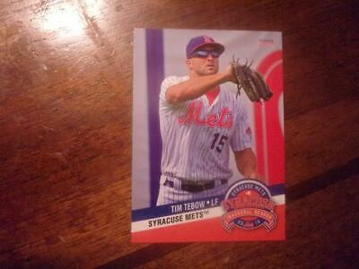 $0.99 • Buy 2019 SYRACUSE METS Choice Single Cards YOU PICK FROM LIST $0.99 Each