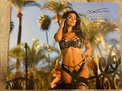 $29.99 • Buy Axami Lingerie Catalog Fashion Seductive Woman Collection New 16 Pages SALE
