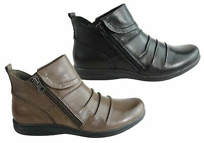 AU106 • Buy Planet Shoes Ripple Womens Comfort Leather Ankle Boots