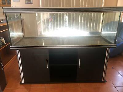 AU700 • Buy Aquarium 180cm (6ft) With ALL Accessories