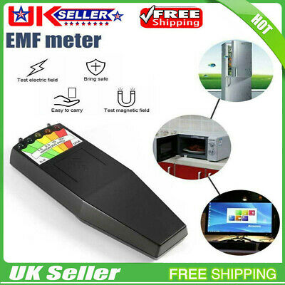 AU37.06 • Buy UK K2 EMF Meter Kii Ghost Hunting Magnetic Field Detector Paranormal Equipment