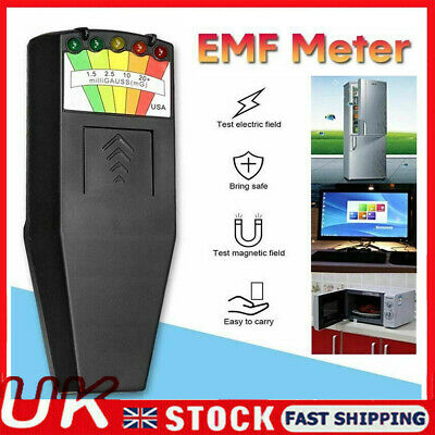 AU37.78 • Buy New K2 EMF Meter Kii Ghost Hunting Magnetic Field Detector Paranormal Equipment