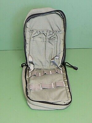 $28.99 • Buy US Military Issue Foliage Green M50 Gas Mask Accessory Pouch MOLLE II Case Bag