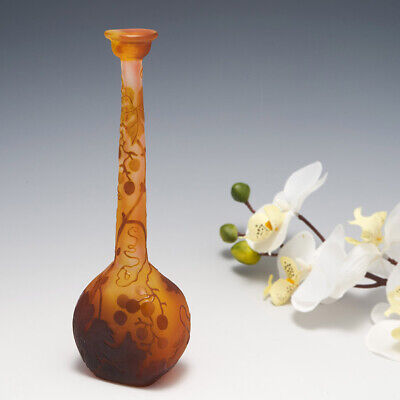 £1100 • Buy A Galle Cameo Vase C1900