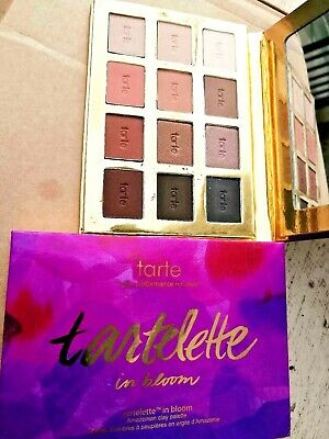 Tarte Tartelette In Bloom Eyeshadow Palette New In Box Uk Post • 11.95£