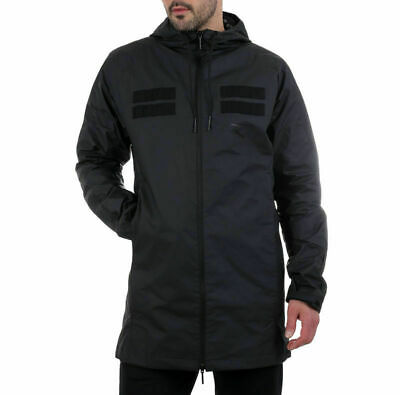 $89.73 • Buy Puma Pace LAB Men's Hooded Jacket Coat New 575033-01 Size M