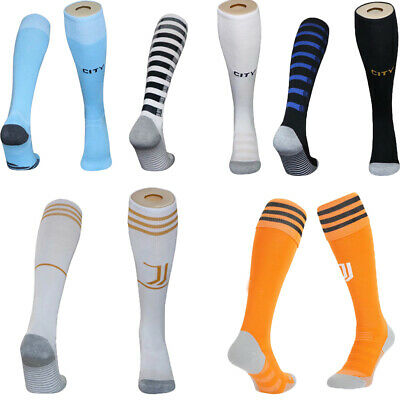£4.59 • Buy 20-21 Football Athletic Long Socks For Youth Soccer Jersey Kids Outfits Socks