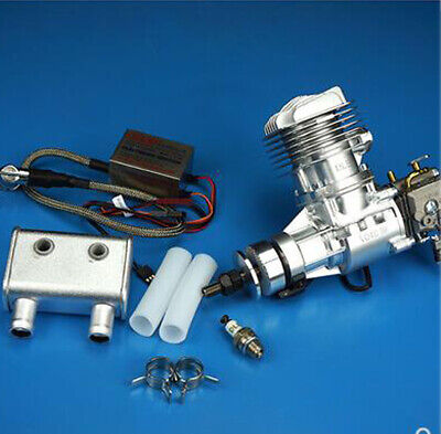 £259.99 • Buy Updated DLE20RA 20CC Gas Engine Gasoline Engine For RC Airplane1700rpm/min 2.5Hp
