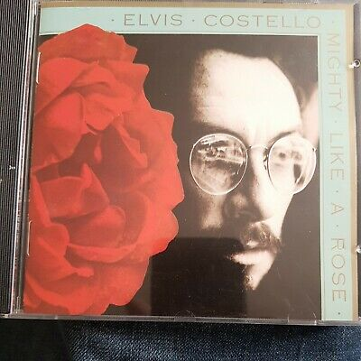 £1.99 • Buy Elvis Costello : Mighty Like A Rose  Cd