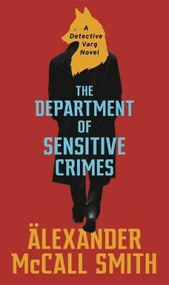 AU28.25 • Buy NEW The Department Of Sensitive Crimes By Alexander McCall Smith Paperback