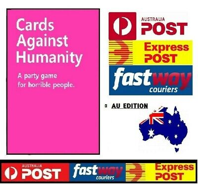 AU19.95 • Buy Cards Against Humanity Pink Fast Delivery Au Stock