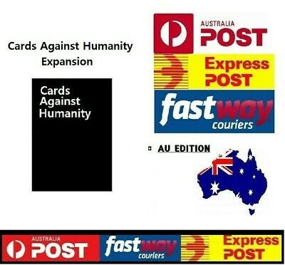 AU11.75 • Buy Cards Against Humanity  Chooes One Expansions In 1,2,3,4,5,6