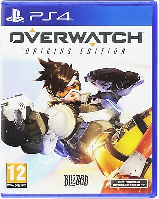 AU44.63 • Buy Overwatch Origins Edition (PS4) Super Fast Delivery 🚚