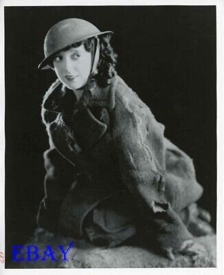 $46 • Buy Mabel Normand Dressed As Soldier RARE Photo