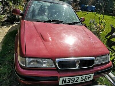 Rover Coupe -  216 Coupe Auto  Honda Engine Spares Or Repair  • 400£