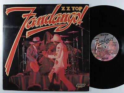 AU20.52 • Buy ZZ TOP Fandango! LONDON LP VG+ ~