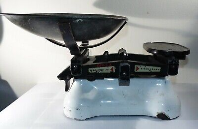 £80 • Buy 14lbs Ex Trading Standards Set Vintage / Antique Weighing Scales W & T Avery Ltd