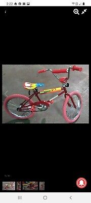 AU908.55 • Buy NOS Vintage 80s BMX 99 RUSH Bike Old School ONLY 2 IN THE WORLD NEW IN BOX RARE