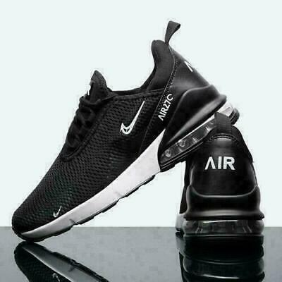 AU46.99 • Buy Mens Trainers Shoes Sports Running Shoes Air Max27.0 Breathable Outdoor Sneakers