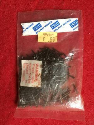 Packet Of Track Fixing Pins - 9 Mm • 1.26£