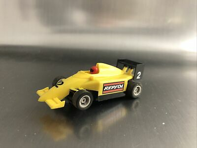 £12 • Buy Micro Scalextric Tommy Tyco F1 Mclaren Mercededes Working 1:64  Free Postage