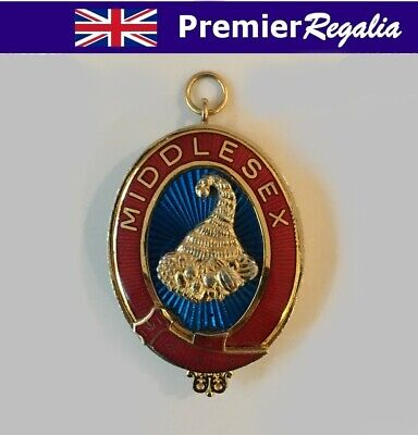 £29.95 • Buy Craft - Craft Provincial Grand Stewards Collar Jewel - ANY PROVINCE - UK Made