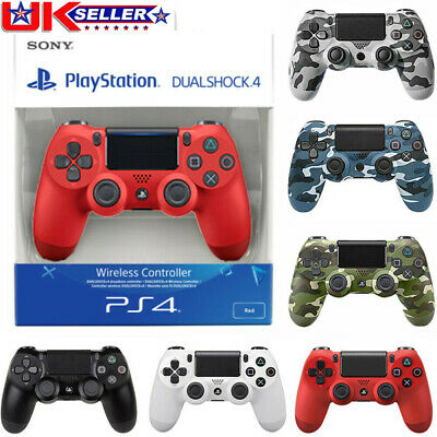 Sony PS4 Controller PlayStation Game Console DUALSHOCK 4 V2 Wireless Genuine AA • 19.99£