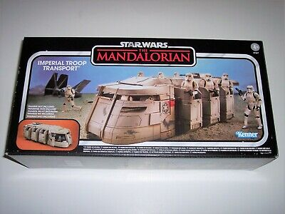 $ CDN54.44 • Buy Star Wars Vintage Collection IMPERIAL TROOP TRANSPORT The Mandalorian New Sealed