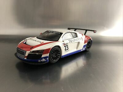 £28 • Buy Scalextric C3190 Audi R8 LMS GT3 Remington Racing Livery Number 23 DPR