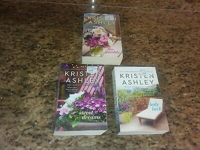 AU16.99 • Buy Lot Of 3 Books~1-3 In The Colorado Mountain Series By Kristen Ashley