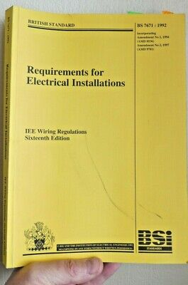 £35 • Buy SET Of Electrical Testing And Inspection Books And On Site Install Guide Books