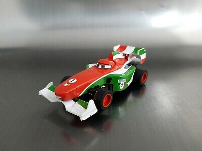 £15.50 • Buy Micro Scalextric Car 1:64 Cars 2 Francesco Bernoulli F1 Mint Condition WORKING